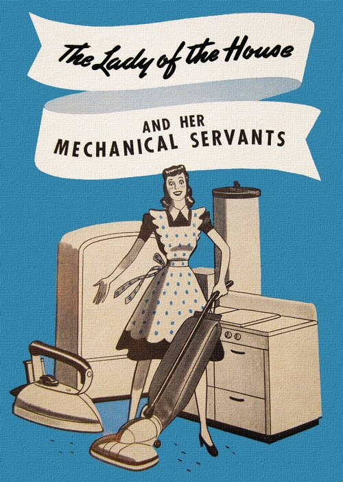 mechanical servants