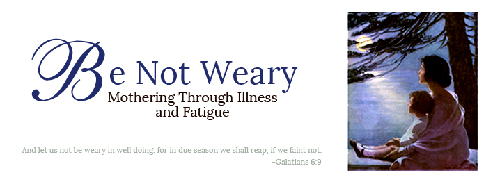 be not weary banner2